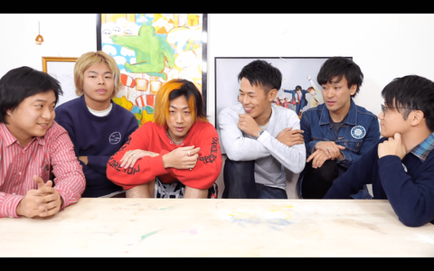 【YouTubeまとめ】東海オンエアの控え室、登録者200万人達成